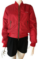 Sportblouson / Bomberjacke ROT - Exclusiv Limited Edition